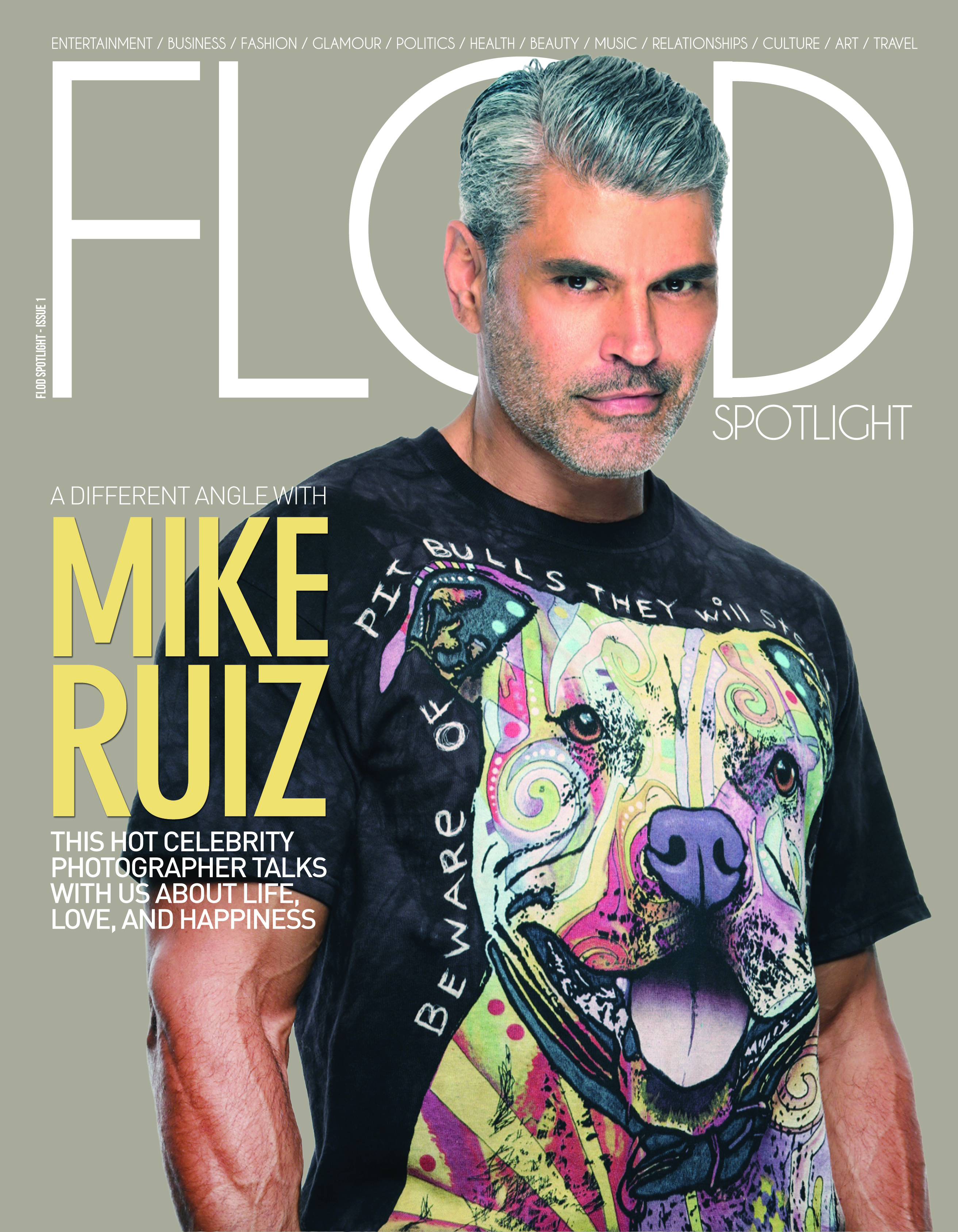 Issue 1 – A Different Angle with Mike Ruiz