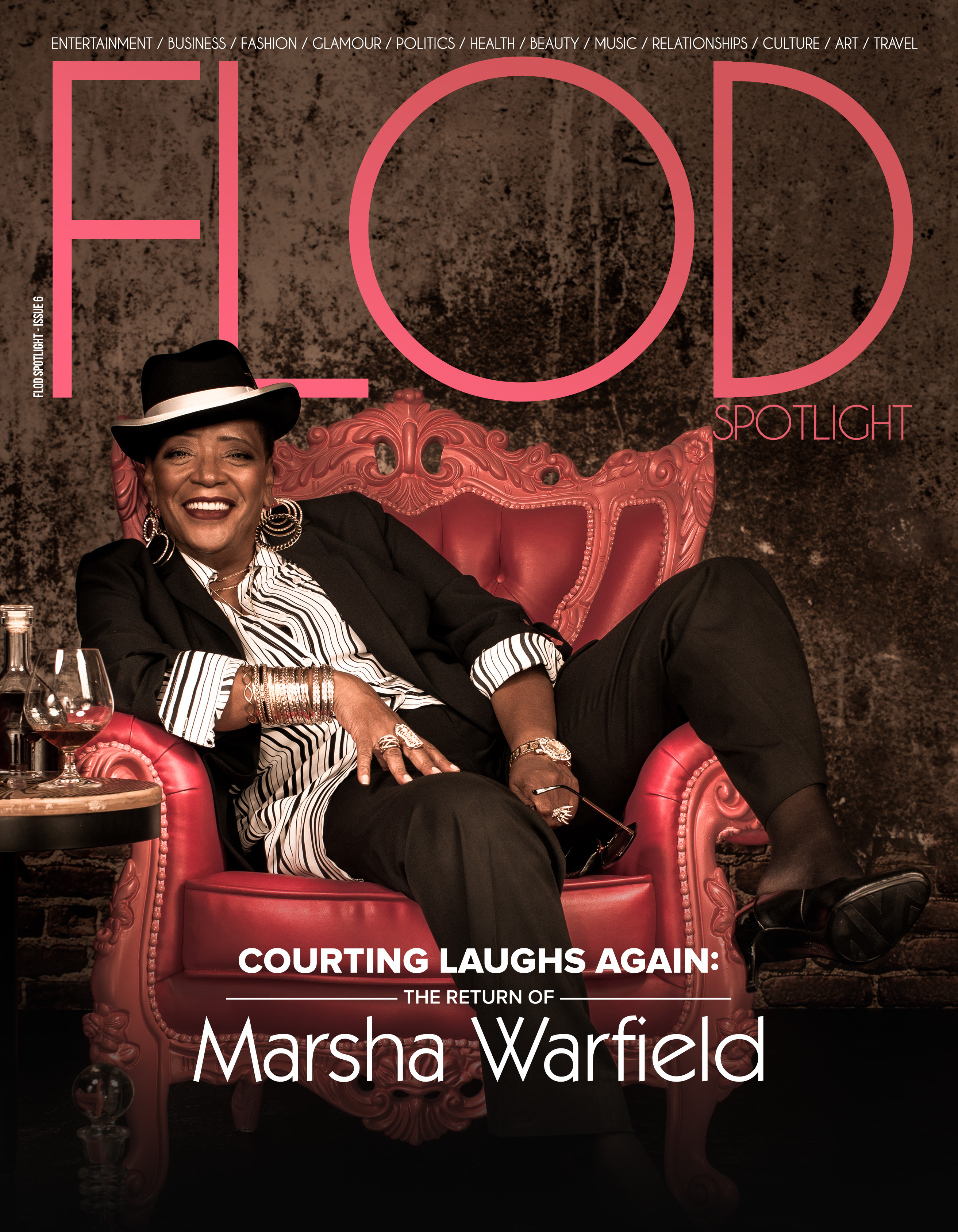 Issue 6 – Courting Laughs Again: The Return of Marsha Warfield