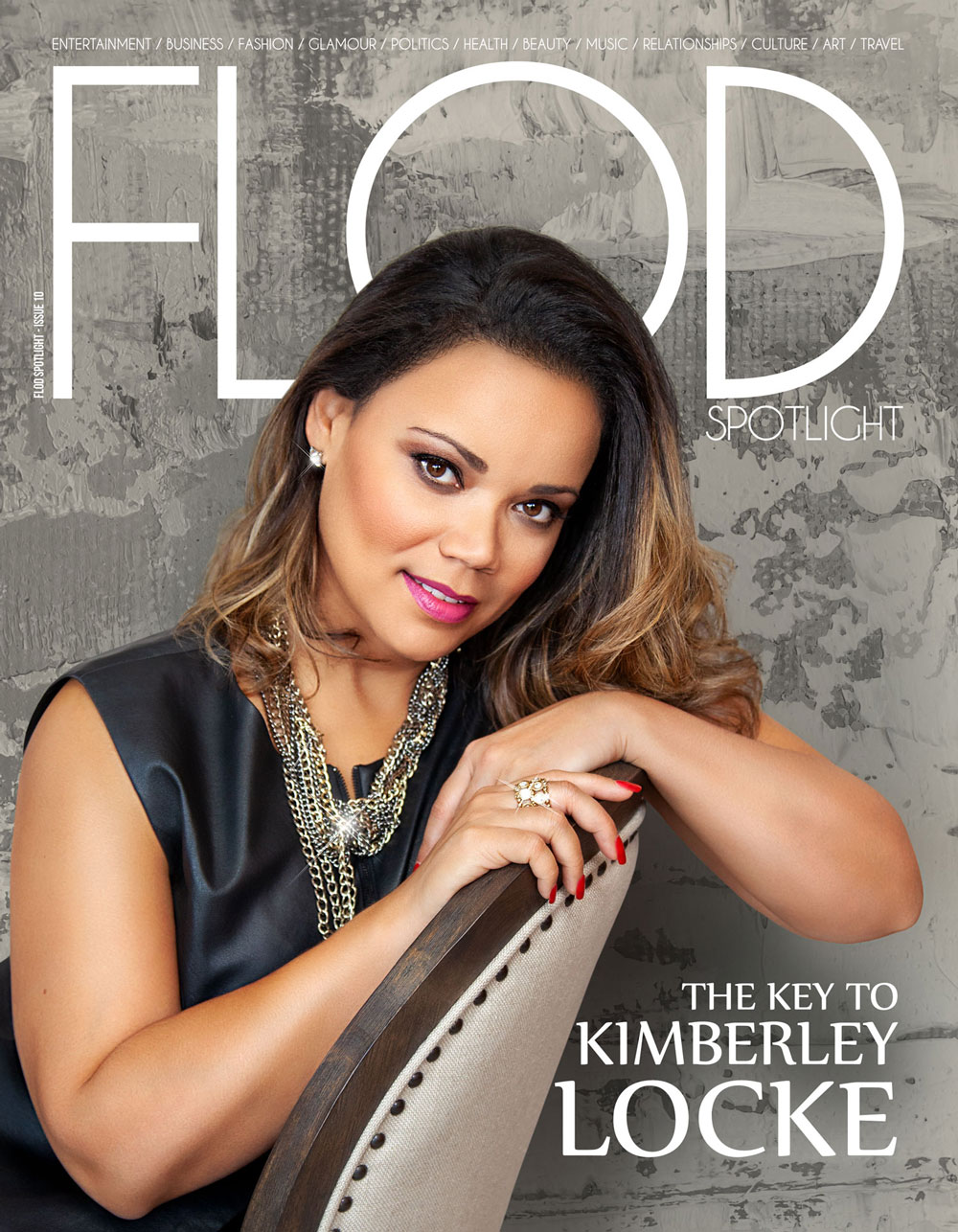 Issue 10 – The Key to Kimberley Locke